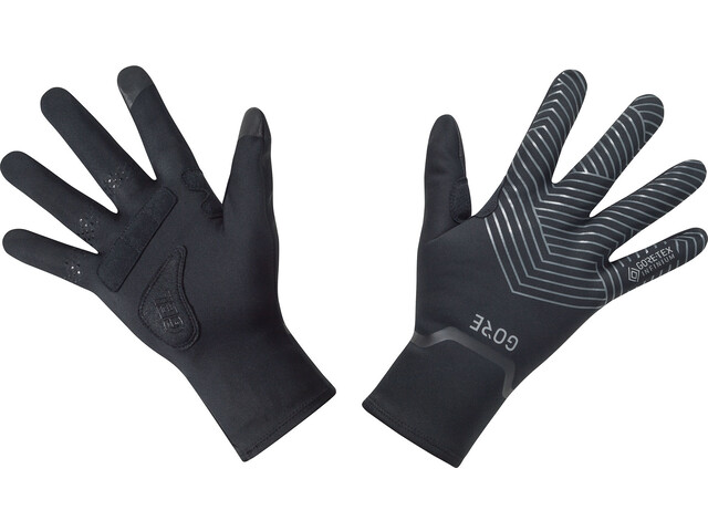 GORE WEAR C3 Gore-Tex Infinium Stretch Mid Handschuhe black